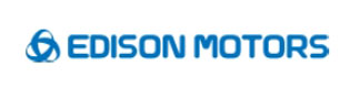 Edison motors 로고