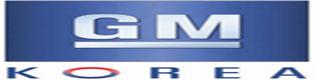 GM 로고