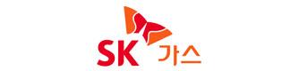sk 가스 로고