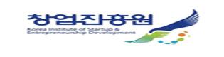 창업진흥원 로고