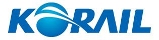 한국철도공사 로고